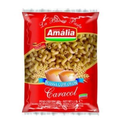 MACARAO S AMALIA CARACOL C/OVOS