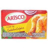 CALDO ARISCO 19G GALINHA CAIPIRA