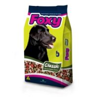 RACAO FOXY PRE CLASSIC CARN/VEG/OSSI 1KG