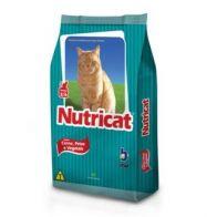 RACAO NUTRICAT 25KG CARN/PEIXE/VEGETAIS