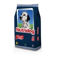 RACAO NUTRIDOG SAB FIGADO+CARN+FRAN 15KG