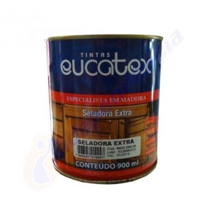 SELADOR P/MADEIRA EXTRA 900ML - EUCATEX