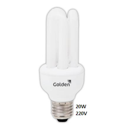 LAMPADA GOLDEN  20W 3U - 220V