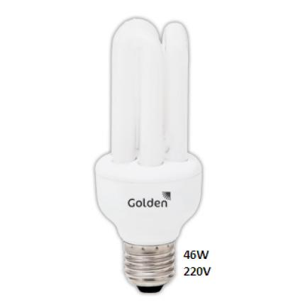 LAMPADA GOLDEN  46W 4U - 220V