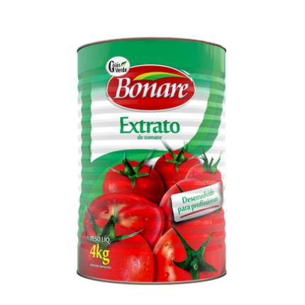 EXTRATO DE TOMATE BONARE LATA 4KG