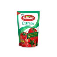 EXTRATO DE TOMATE BONARE SACHE 190GR