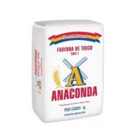 FARINHA DE TRIGO ANACONDA (PLASTICO)