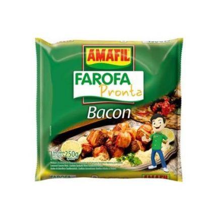 FAROFA PRONTA DE MANDIOCA BACON-AMAFIL