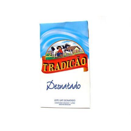 LEITE CAIXINHA TRADICAO DESNATADO TP