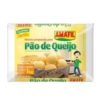 MISTURA P/ PAO DE QUEIJO 1KG - AMAFIL