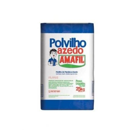 POLVILHO DE MAND AZEDO 25KG - AMAFIL