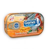 SARDINHA GOMES DA COSTA TOMATE PICANTE