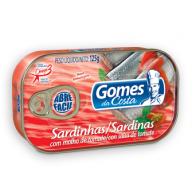 SARDINHA GOMES DA COSTA TOMATE