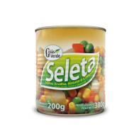 SELETA DE LEGUMES GOIAS VERDE LATA 200GR