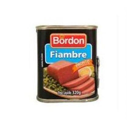 CARNE BOVINA BORDON DE FIAMBRE (CORTA)