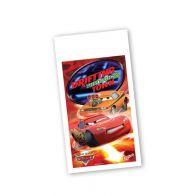 SACOLA P/ANIVERSARIO PLASTICA CARS DRIFT
