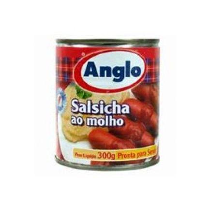 SALSICHA AO MOLHO ANGLO
