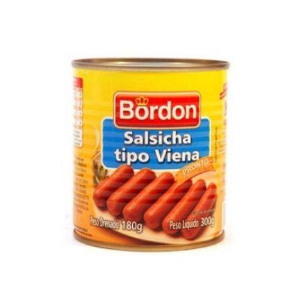 SALSICHA TIPO BORDON VIENA
